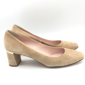 NEW Kate Spade Dolores Too Sand Pumps